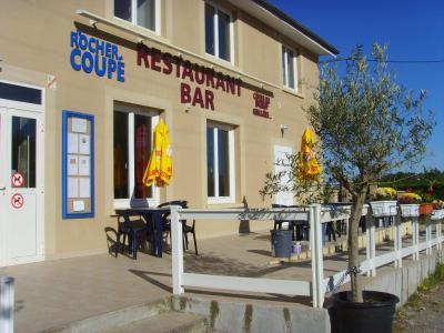 Le Rocher Coupe - Restaurant - Brive-la-Gaillarde
