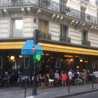 Le Roi de Pique CAFE BONHEUR - PARIS