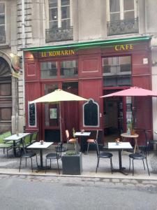 Le Romarin - Café bar - Lyon