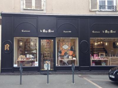 Le Roy Rene - Chocolatier confiseur - Angers