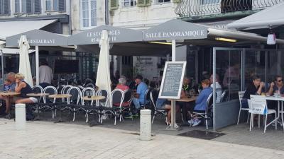 Le Saint Georges - Restaurant - La Flotte