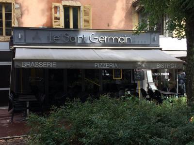 Le Saint Germain - Restaurant - Annecy