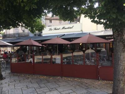 Place Saint-Martial - Restaurant - Angoulême