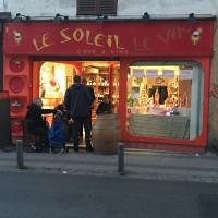 Le Soleil Le Vin - BAGNOLET