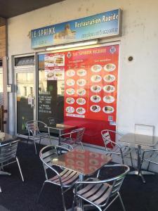 Le Sphinx Kebab - Restaurant - Angoulême