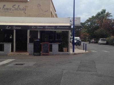 Le Swan - Restaurant - Hyères