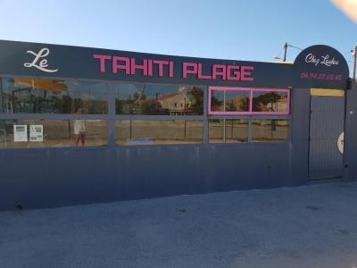 Le Tahiti Plage - Restaurant - Hyères