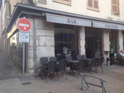 Le Toutatis - Café bar - Vienne