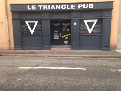 Le Triangle Pub - Café bar - Bourg-en-Bresse