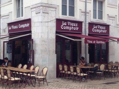 Haller Marc - Café bar - Orléans