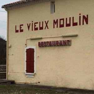 Le Vieux Moulin - Restaurant - Ribaute-les-Tavernes