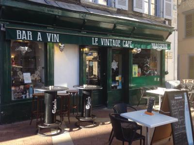 Le Vintage Café SAN FERMIN 64 - Café bar - Pau