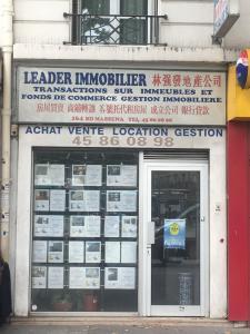 Leader Immobilier - Agence immobilière - Paris