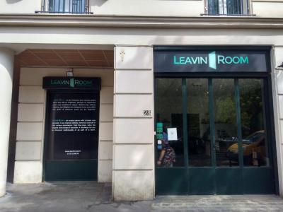 LeavinRoom - Etablissement de jeux et jeux en ligne - Paris