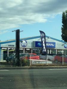 Aixam - Concessionnaire automobile - Aubière