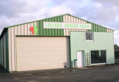Leclerq Espaces Verts SARL - Paysagiste - Boudeville