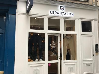 LePantalon - Vêtements homme - Paris