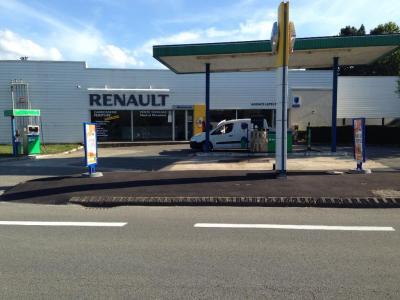 Garage Lepeltier Agent - Station-service - Noyal-sur-Vilaine