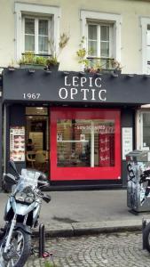 Lepic Optique - Vente et location de matériel médico-chirurgical - Paris
