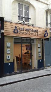 Les Artisans Du Mobile - Vente de téléphonie - Paris
