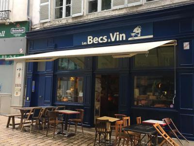 Les Becs à Vin - Café bar - Orléans