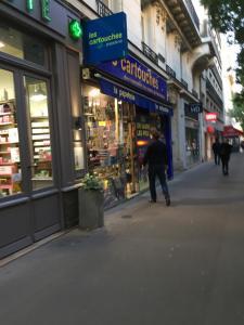 Les Cartouches - Papeterie - Paris