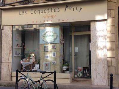 Les Coquettes Party - Manucure - Bordeaux