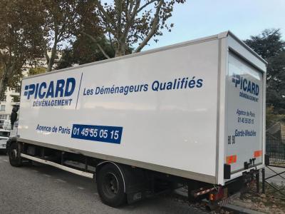 Les déménageurs Picard - Déménagement - Créteil