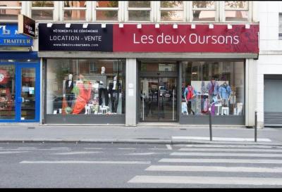 Les Deux Oursons - Vêtements homme - Paris