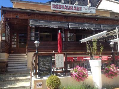 les Ecrins - Restaurant - Briançon