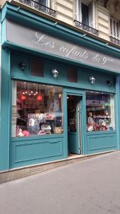 Les Enfants Du 9 EmeE - Fabrication de vêtements - Paris