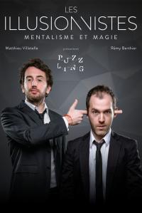 Les Illusionnistes - Artistes du spectacle - Montreuil