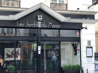 Les Jardins du Marais - Location d'appartements - Paris
