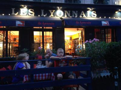 Les Lyonnais Bouchon - Restaurant - Lyon