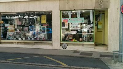 Les Mondes du Disque SARL - Disquaire - Poitiers