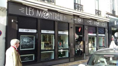 les Montres Passy Sa - Réparation horlogerie - Paris
