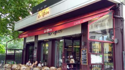 Les Officiers SAS - Café bar - Vincennes
