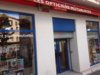 Écouter Voir Optique BASTIA CAMPINCHI CENTRE - Opticien - Bastia