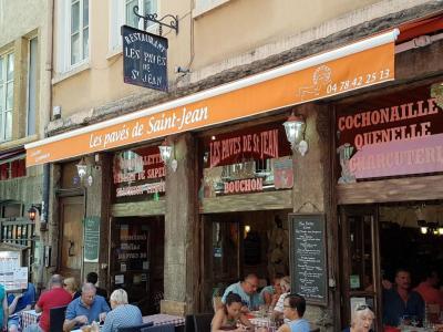 les Paves de Saint Jean les 3 Lyon - Restaurant - Lyon