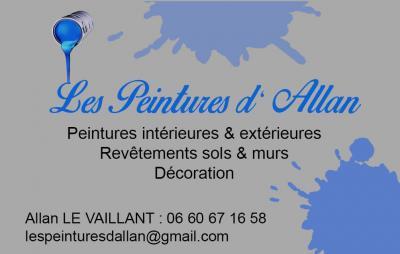 Les Peintures D'allan - Tapissier-décorateur - Chamalières