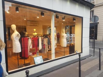Les Petites - Vêtements femme - Paris