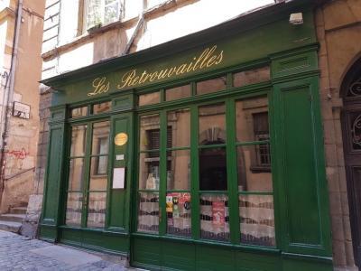Les Retrouvailles - Restaurant - Lyon
