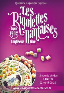 Les Rigolettes Nantaises - Spécialités gastronomiques régionales - Nantes