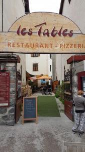 Les Tables - Restaurant - Briançon