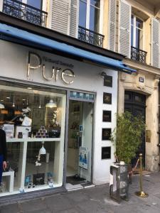 Les Trois Créateurs - Parfumerie - Paris
