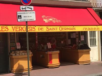 Les Vergers De Saint Germain - Alimentation générale - Saint-Germain-en-Laye