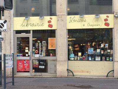 Lettres a Croquer - Librairie - Villeurbanne