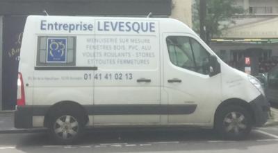 Entreprise Levesque - Menuiserie PVC - Boulogne-Billancourt