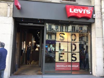 Levi's Store - Siège social - Paris