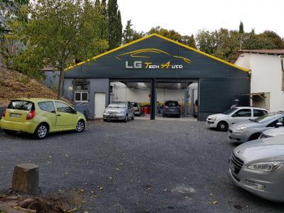 Lg Tech Auto - Garage automobile - Trouillas